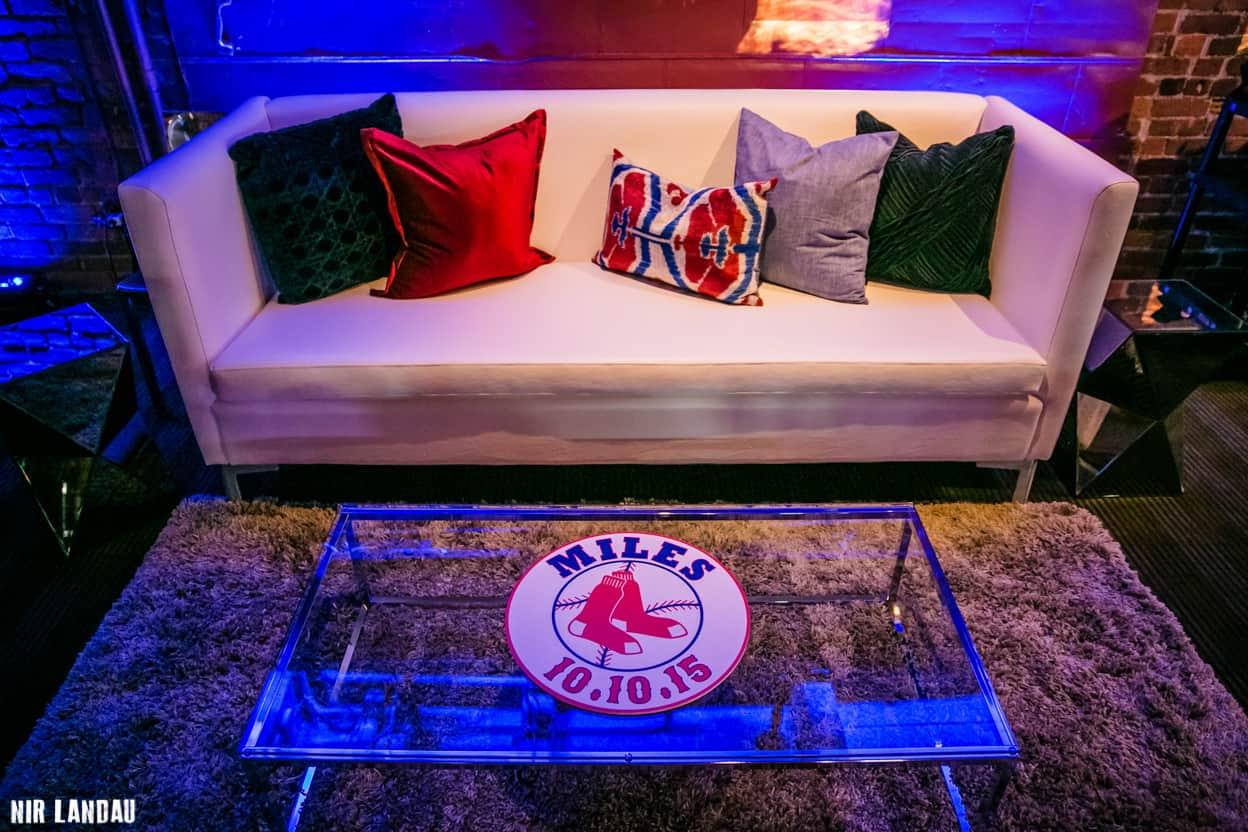 Bar Mitzvah Couch