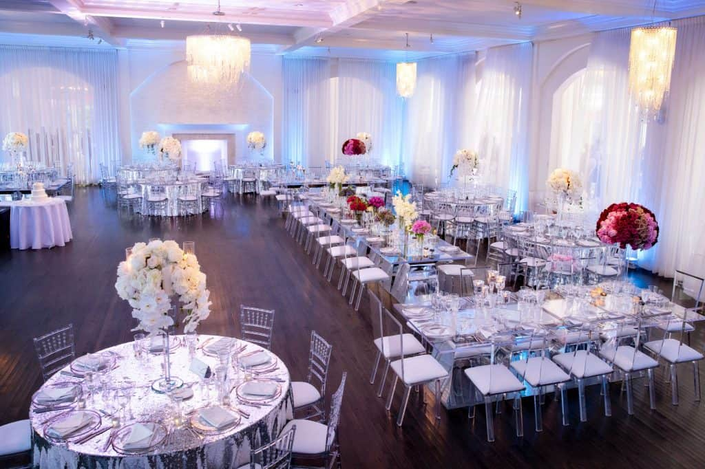Liz and Nick Wedding Tables