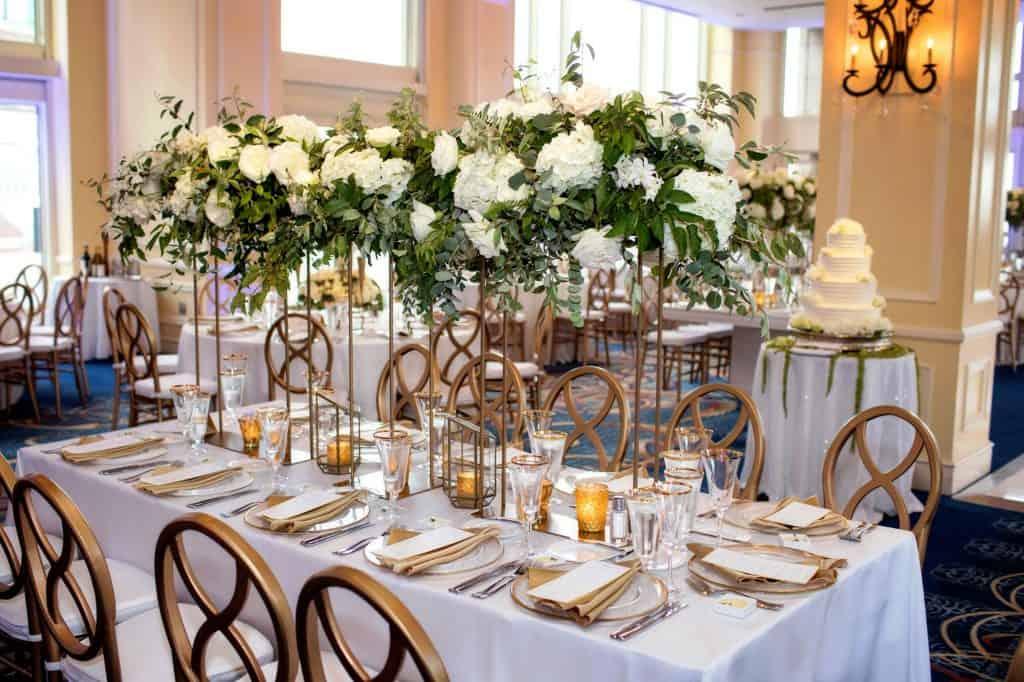 Wedding at Boston Harbor Hotel