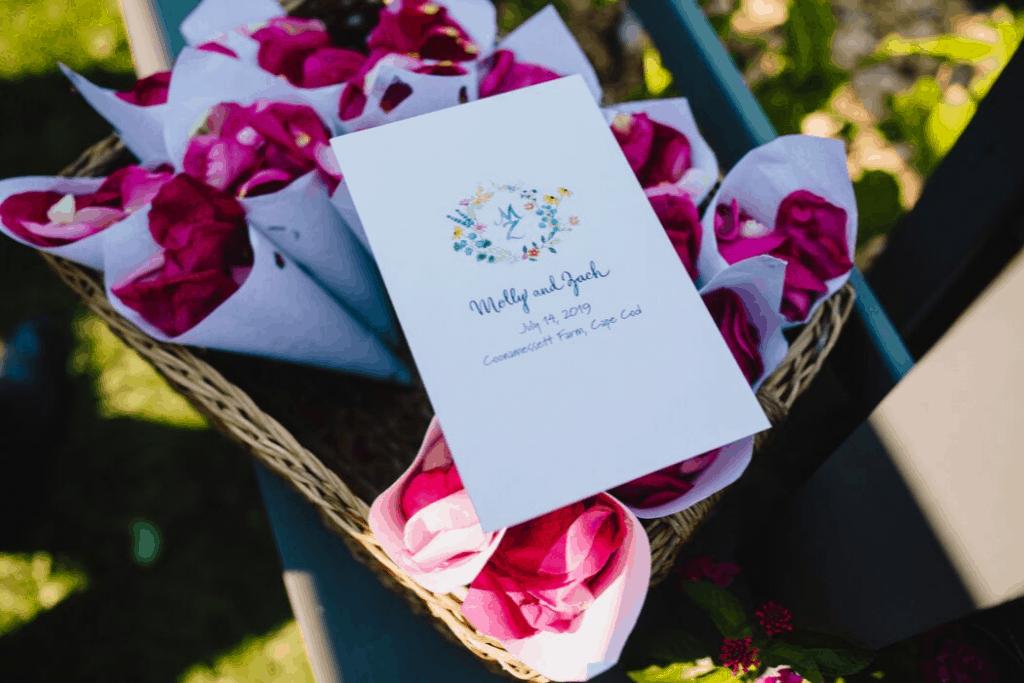 Rose Petals for Celebration