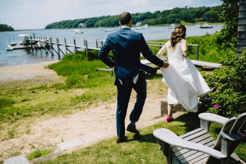 Cape Cod Wedding