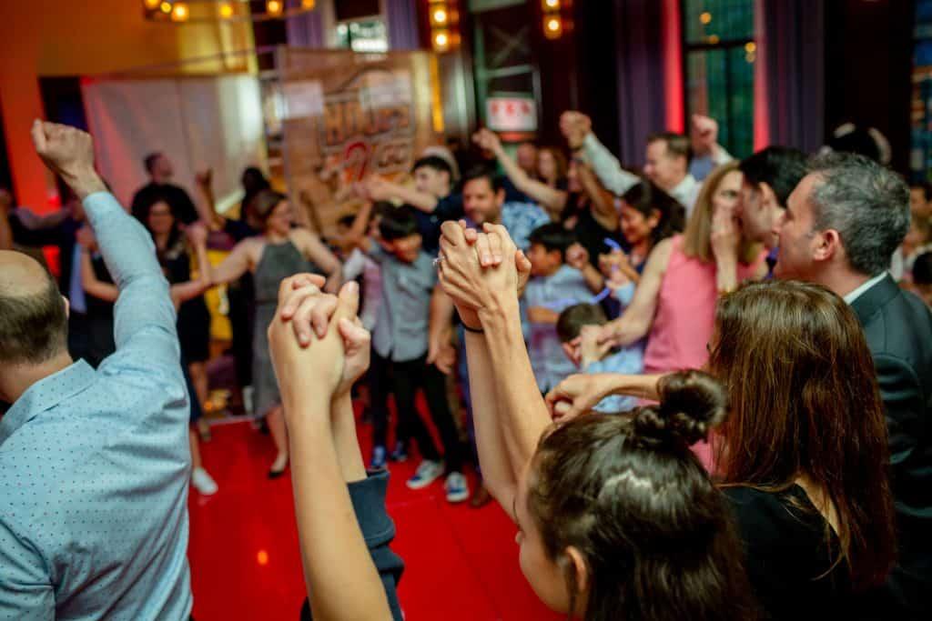 Ben Bar Mitzvah Dance