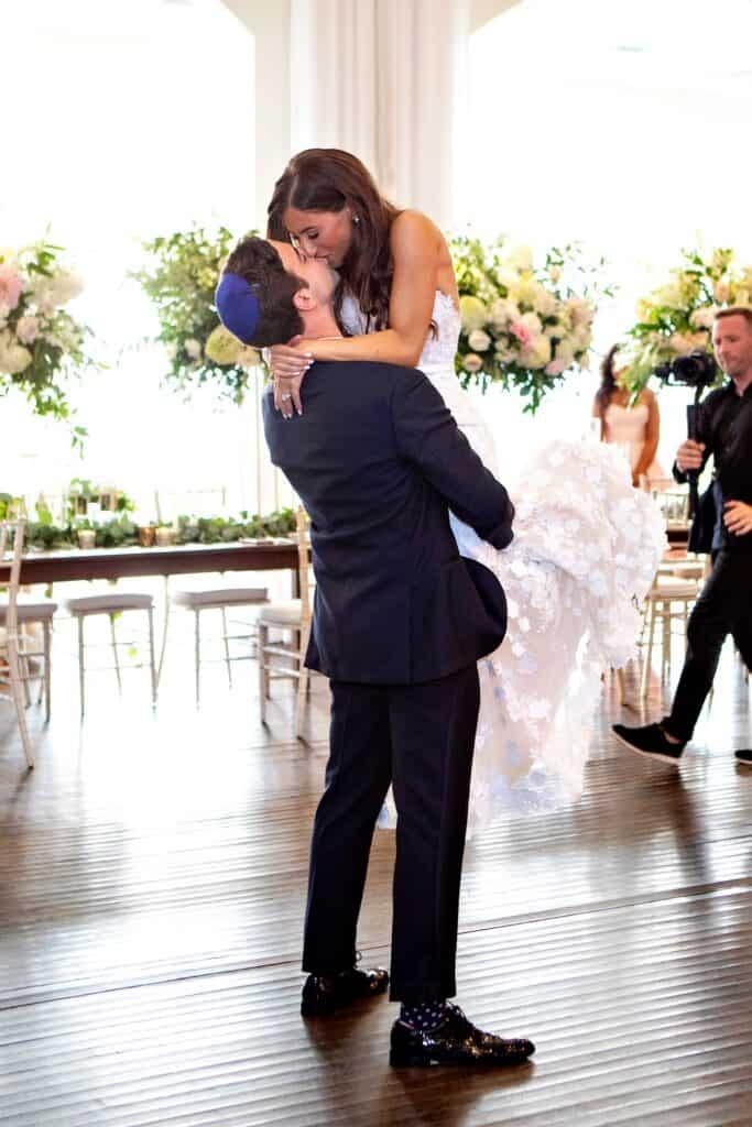 Jason and Jessica Longwood Venue Wedding