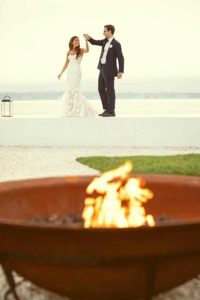 Jason and Jessica Seaside Wedding