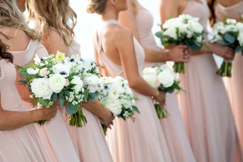 Jason and Jessica Wedding Brides Maids