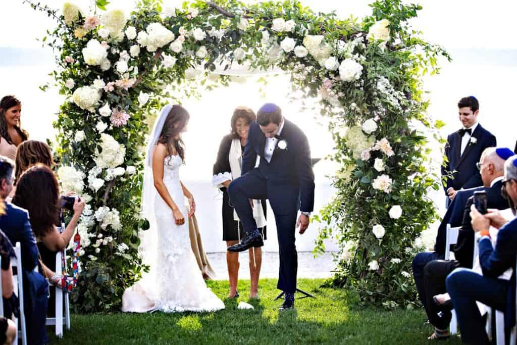Jason and Jessica Wedding Ceremony