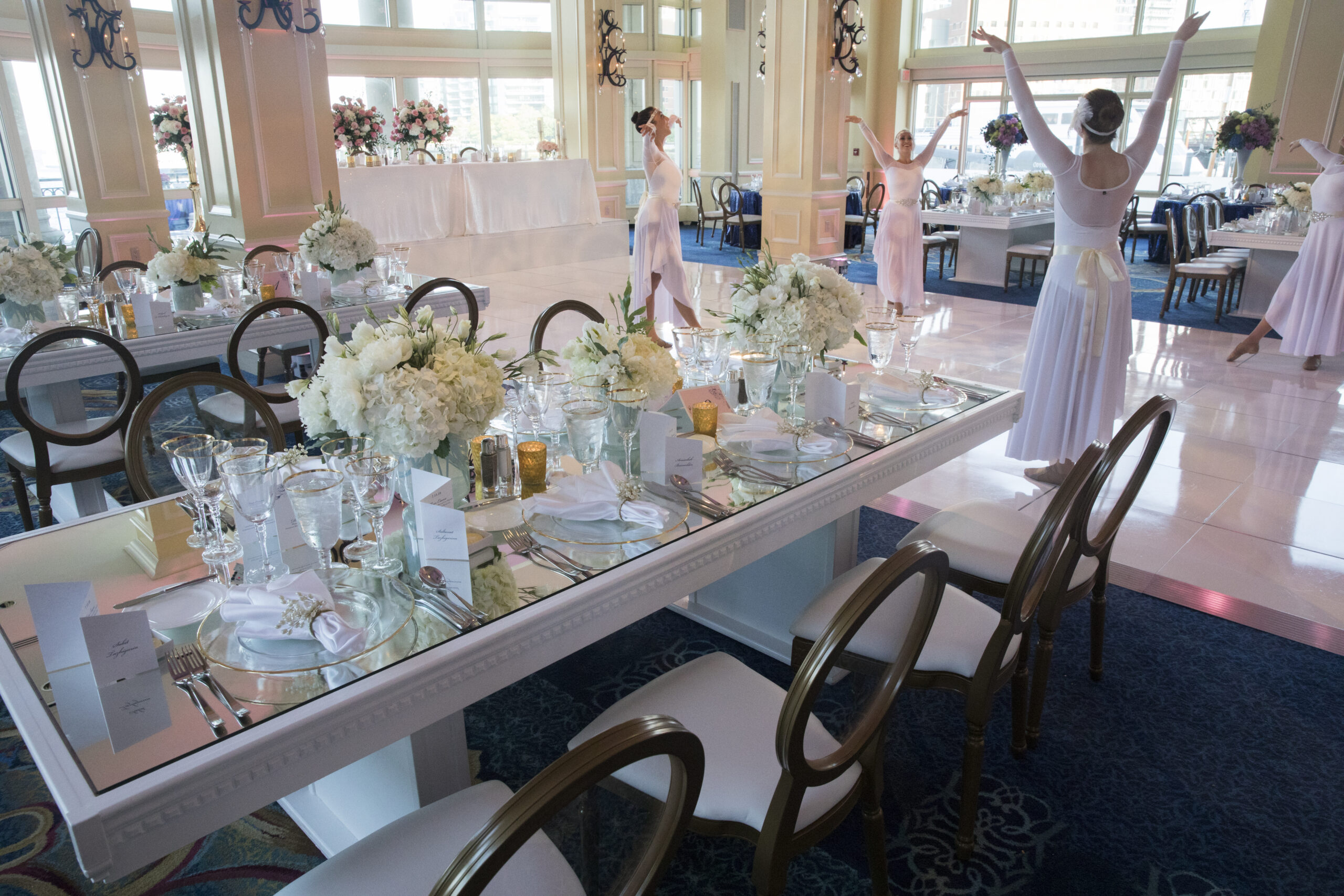 Boston Harbor Hotel Ballroom