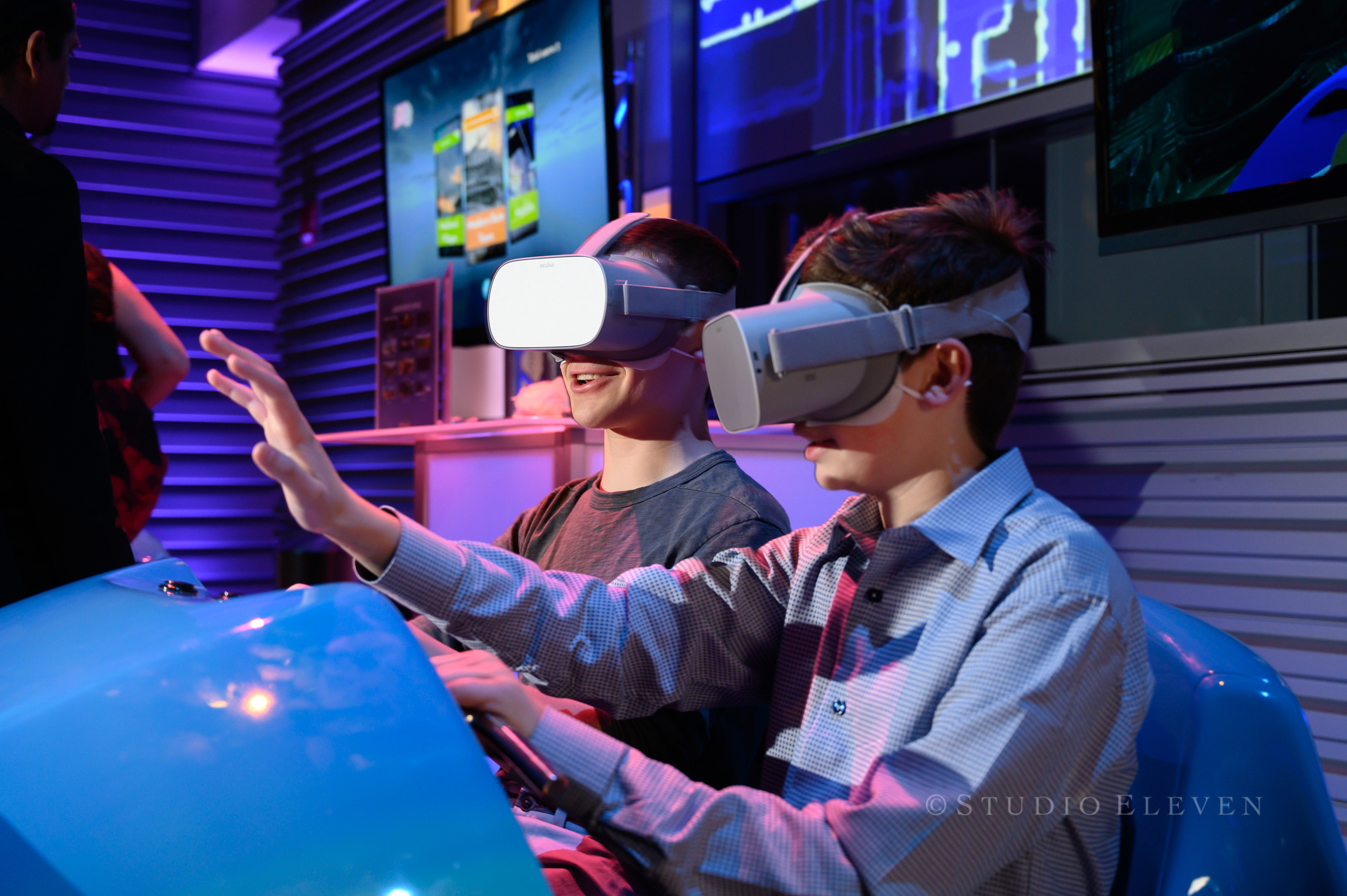 Creative Event Services Virtual Reality