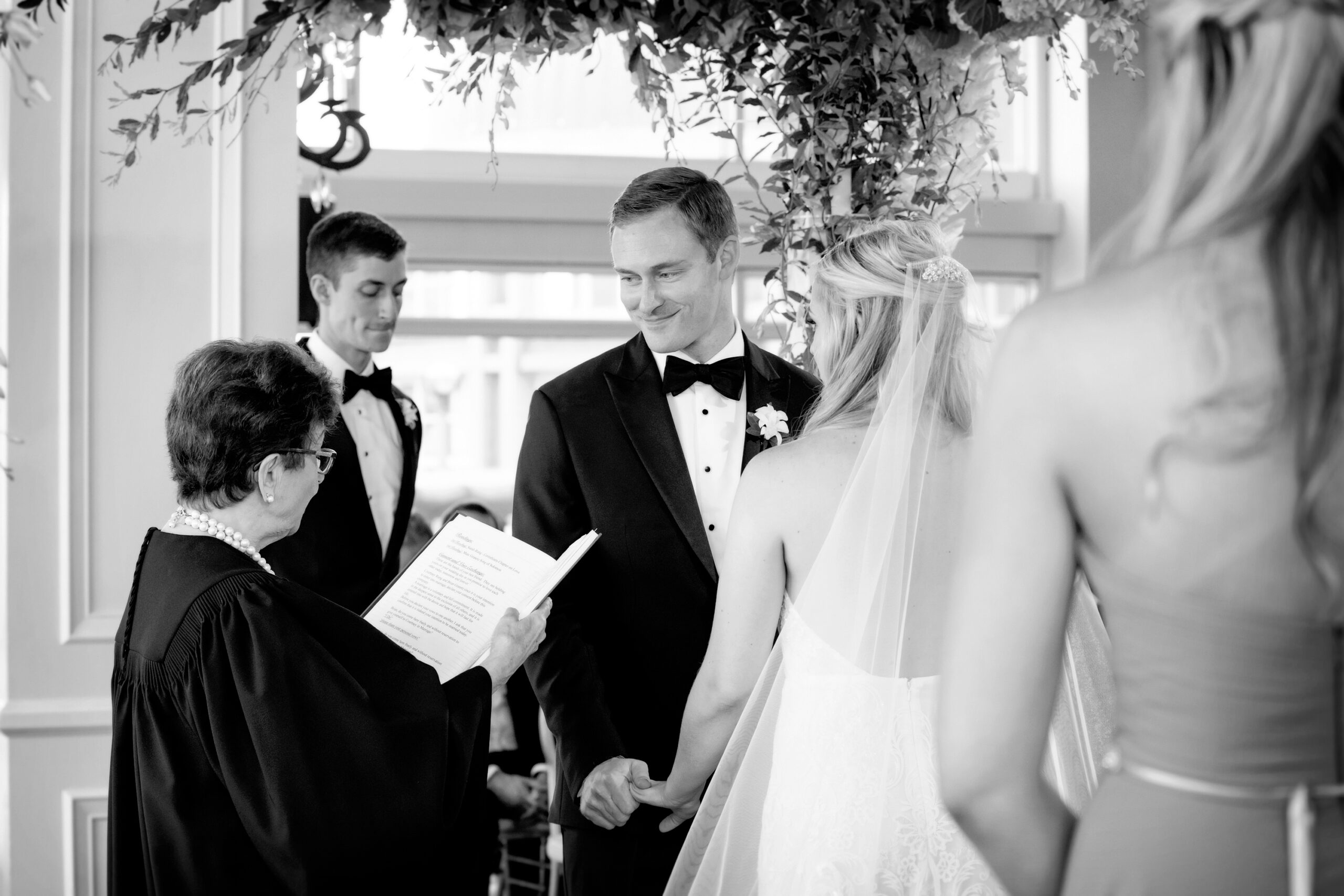 Officiating Vows