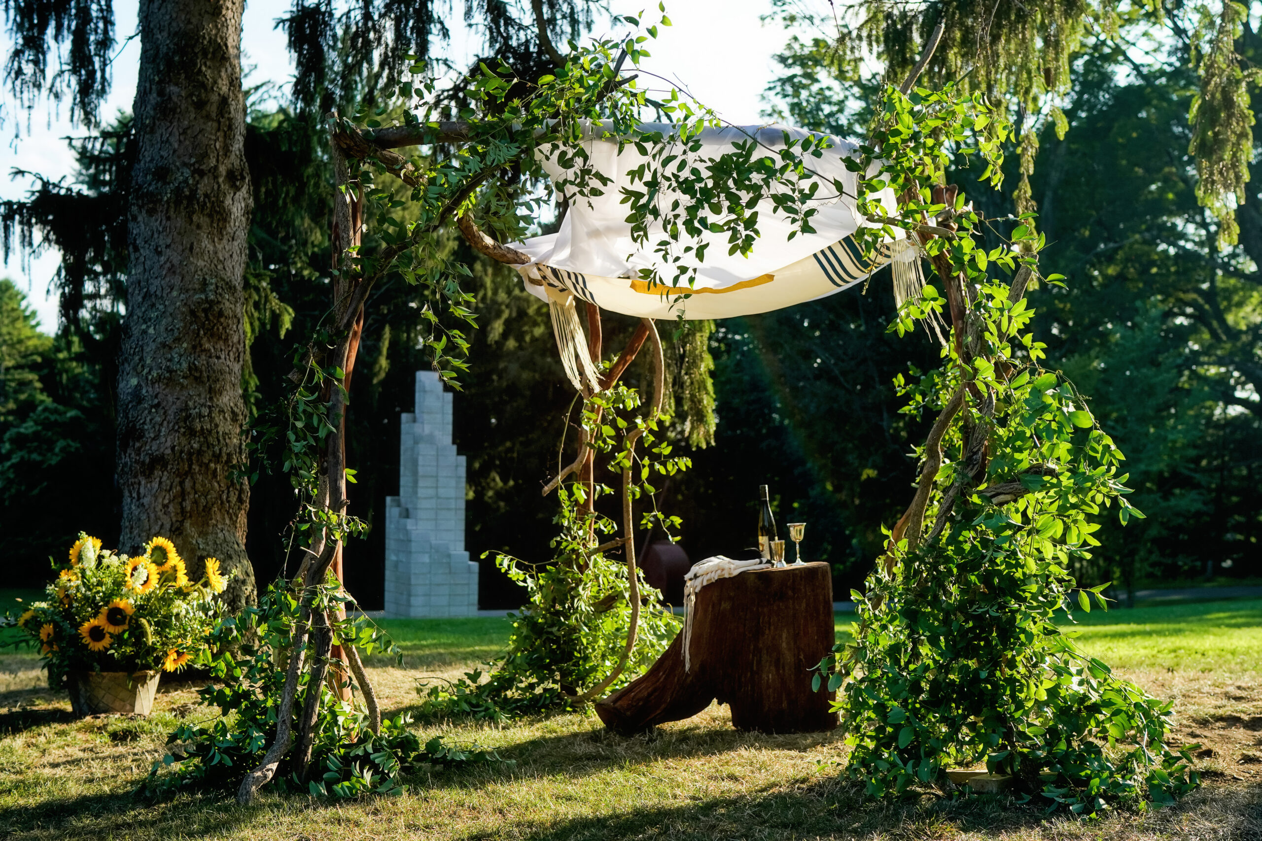 JNG Event Consulting Chuppah